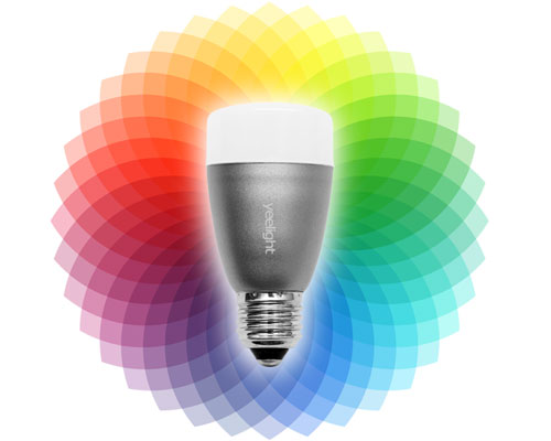 Lampe LED RGB